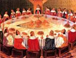 La table ronde d'un projet